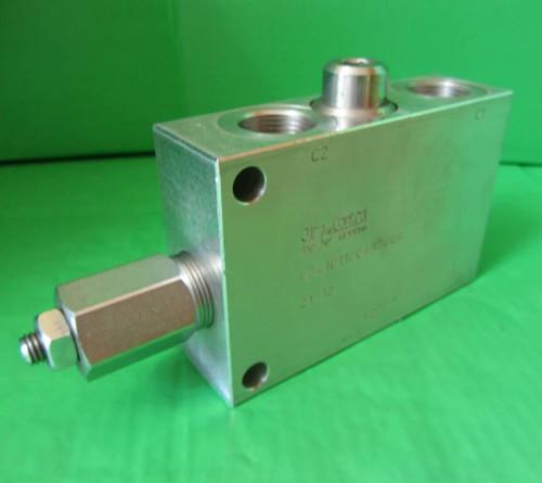 Клапан тормозной VBSO-SE 05.41.01-10-04-35